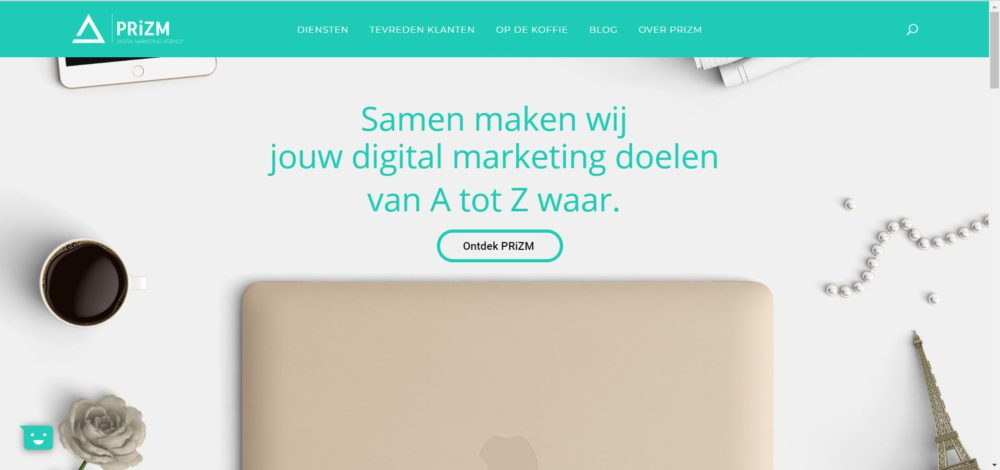 PRiZM_website