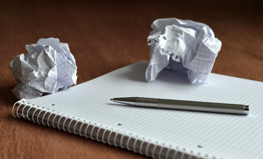 Start met het creëren van je content ideeën.